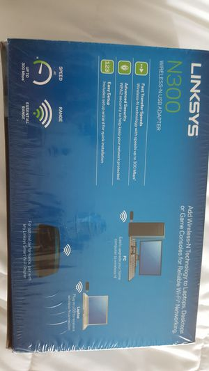 LINKSYS N300 for Sale in Sully Station, VA