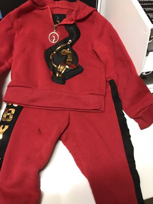 Babyphat outfit 4T for Sale in Menomonie, WI