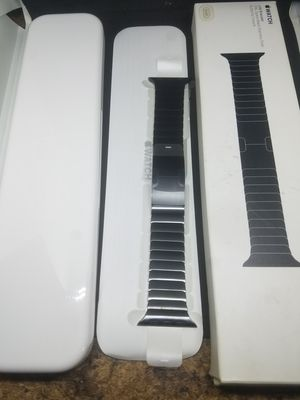Brand New Apple Watch 38mm Space Black Link Bracelet for Sale in Jacksonville, FL