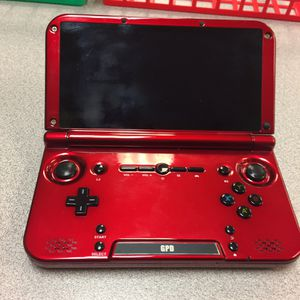 GPD XD 64GB Red Version Android Retro Gaming Portable Handheld MAME NES SNES for Sale in Westlake, OH