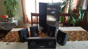 GENESIS MEDIA LABS SPEAKERS AND SUBWOOFER for Sale in Berwyn, IL