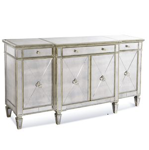 Borghese Mirrored Buffet for Sale in Lake Worth, FL