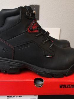 Brand New Wolverine Composite Toe Work Boots for Sale in Riverside,  CA