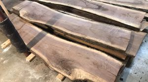 Kiln dry walnut slabs for Sale in Shawnee, KS