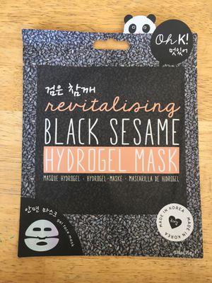 Face Mask - Sesame Hydrogel Mask for Sale in Fullerton, CA