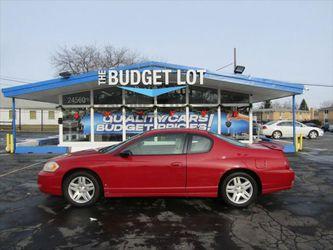 2007 Chevrolet Monte Carlo for Sale in Detroit,  MI
