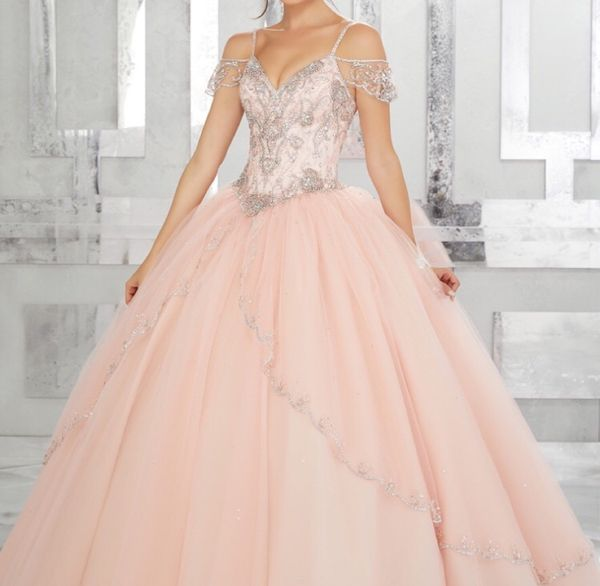 Morilee Ball Gown Quince/Sweet 16