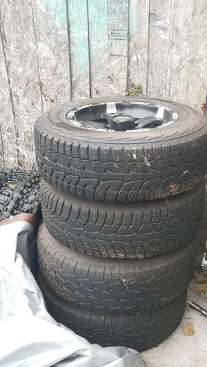 Rims and tires for Sale in Renton, WA