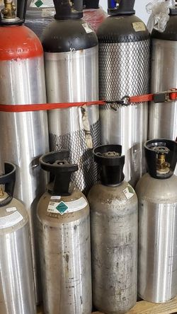 Co2 Tanks (50lb and 10lb) for Sale in Hillsboro,  OR