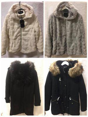 Winter clothes for women. Overcoat, jacket, hoodies, coat, vest and more! for Sale in Norcross, GA