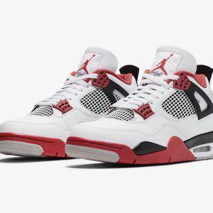 Jordan 4 Retro Fire Red Size 11.5 Deadstock for Sale in Hialeah, FL