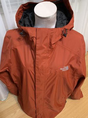 The north face rain jacket. Men's size large. for Sale in Burien, WA