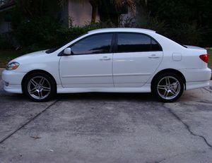 2003 Toyota Corolla S for Sale in Cincinnati, OH