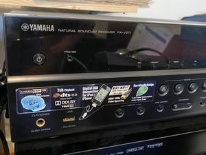 Yamaha RX-V571 receiver for Sale in Chula Vista, CA