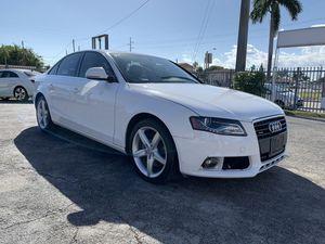2009 Audi A4 2.0T Quattro for Sale in Miami, FL