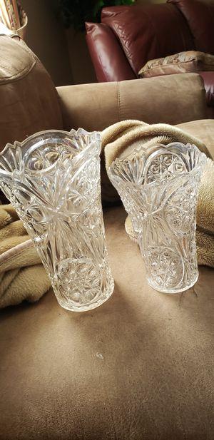 2 vases for Sale in Auburndale, FL