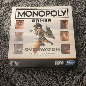 Overwatch Monopoly for Sale in Barnhart, MO