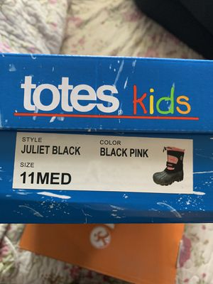 Totes Kids Snow Boots Brand NEW sz 11 for Sale in Anaheim, CA