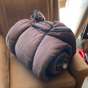 Heavy Duty Sleeping Bag for Sale in Hesperia, CA