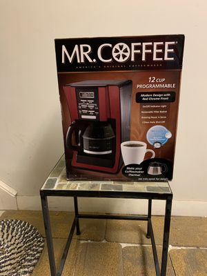Mr Coffee 12 cup coffee maker for Sale in Leominster, MA