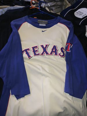 Texas rangers baseball tee sz L for Sale in Irving, TX