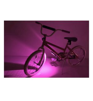 Gobrightz Pink LED Bicycle Underglow for Sale in Haslet, TX