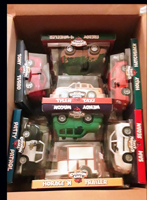 Collectible Chevron Toy Cars for Sale in Clovis, CA