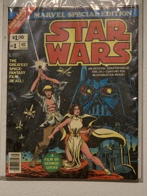 Star Wars x Marvel Comic for Sale in West Covina, CA
