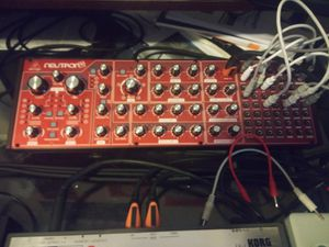 Behringer Neutron semi-modular synth for Sale in Chapel Hill, NC