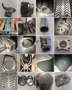 Bunch of goped parts for trade for Sale in Oakley, CA