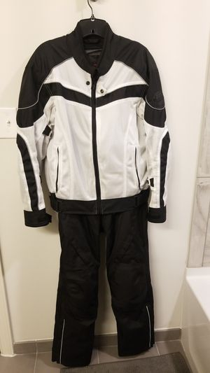 Motorcycle jacket (Men's S) and pants (size 30-31) for Sale in Arlington, VA