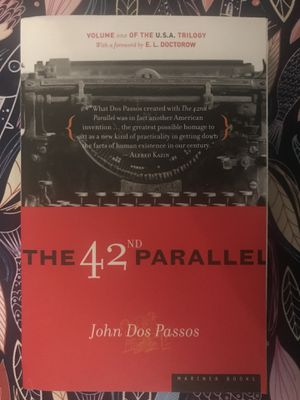 The 42nd Parallel (USA Trilogy Book 1) for Sale in Arlington, VA