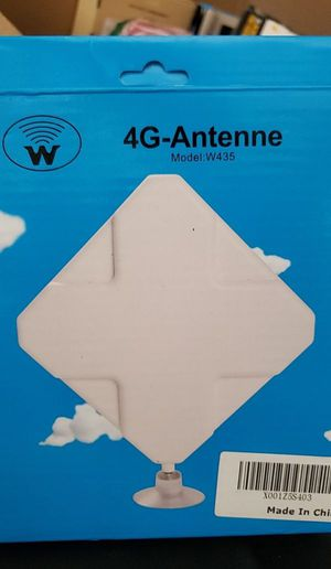W435 4G/LTE External Antenna 35Dbi for All Portable Mobile Router for Sale in Fontana, CA