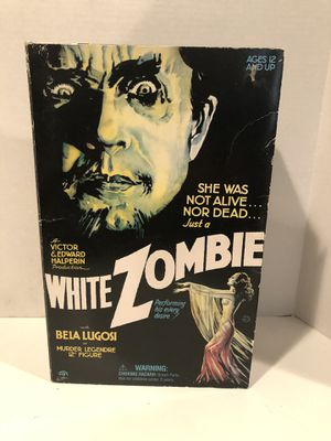 "rare 12"" sideshow white zombie for Sale in Millville, NJ"