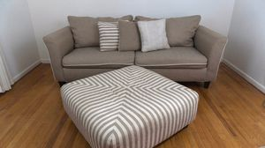 """""""Rooms To Go"""" Fold Out Couch, Love Seat, and Ottoman for Sale in Decatur, GA"""