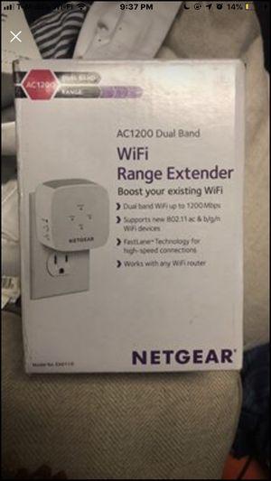 Netgear WiFi Range Extender Modem Router for Sale for sale  Bronx, NY