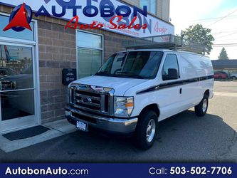 2008 Ford Econoline Cargo Van for Sale in Portland,  OR