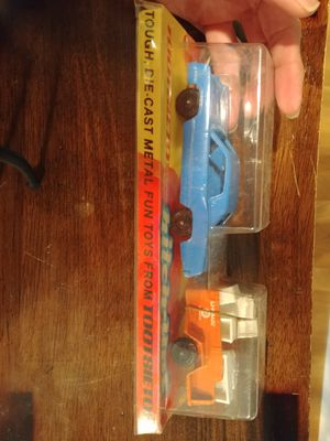 Vintage Collectable Die Cast Truck & Hitch-Up for Sale in Houston, TX