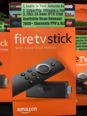 Amazon Fire Tv Stick Loaded for Sale in Livonia, MI