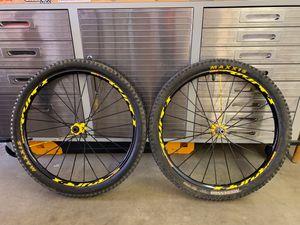 Mavic mountain bike wheels for Sale in La Mesa, CA