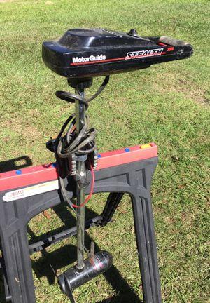 MotorGuide Stealth 250 for Sale in Ramer, AL