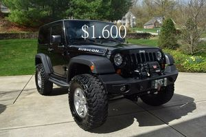 ⚡️I'm selling Urgently Good condition-2010 Jeep Wrangler $1,6OO⚡️ for Sale in Suisun City, CA