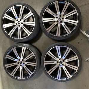 24'in Wheels Range Rover for Sale in Ontario, CA