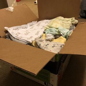 Baby Boy Bundle 0-3 Months for Sale in San Bernardino, CA