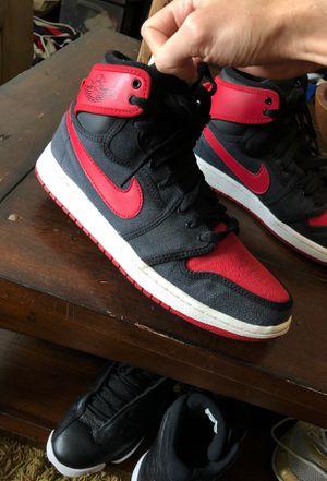 """Jordan retro 1 bred""""ko"""" 2012 size 9 for Sale in Nashville, TN"""