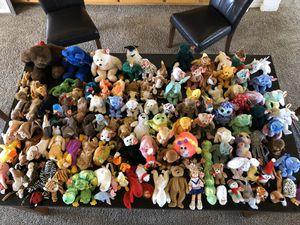 120 Ty Beanie Baby's for Sale in Queen Creek, AZ
