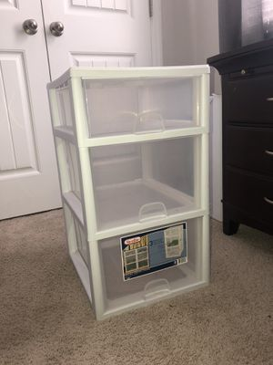 Plastic Storage Drawers for Sale in Kissimmee, FL