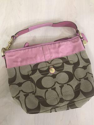 100% Authentic pink Coach purse $40 FIRM ! (originally $289) for Sale in Hialeah, FL