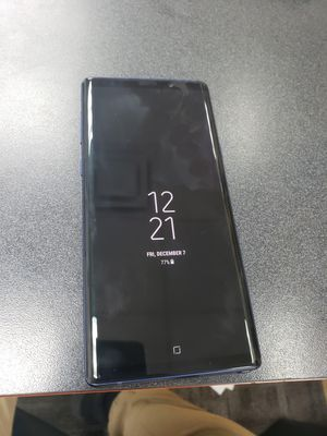 Galaxy Note9 (Factory Unclocked) for Sale in Houston, TX