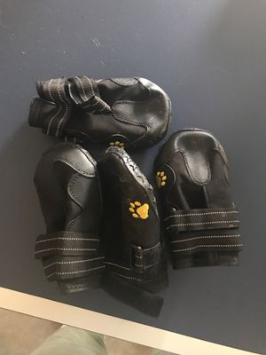 dog boots for winter and rain for Sale in Gahanna, OH
